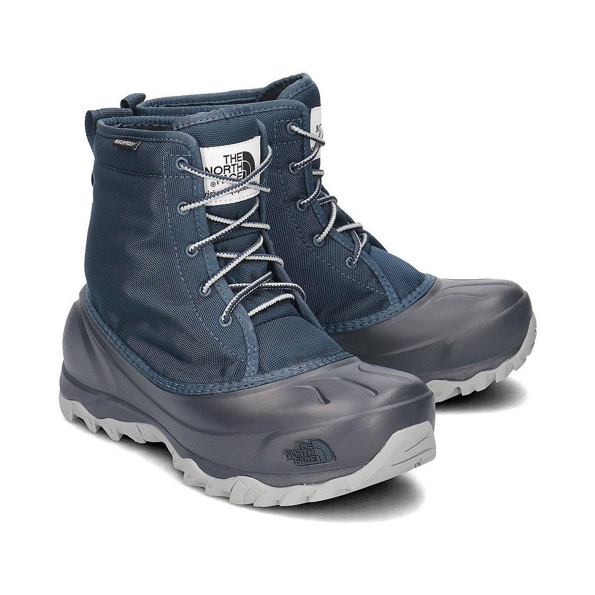 The North Face Tsumoru Women's Snow Boots In Multicolour in Blue - Save 18%