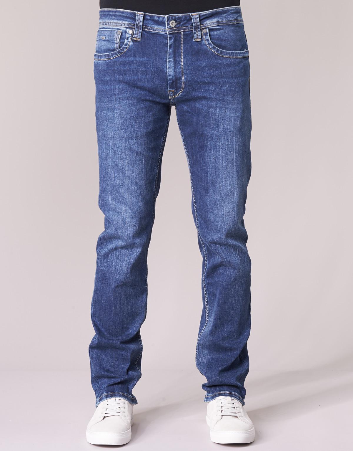Pepe Jeans Denim Cash Men's Jeans In Blue for Men