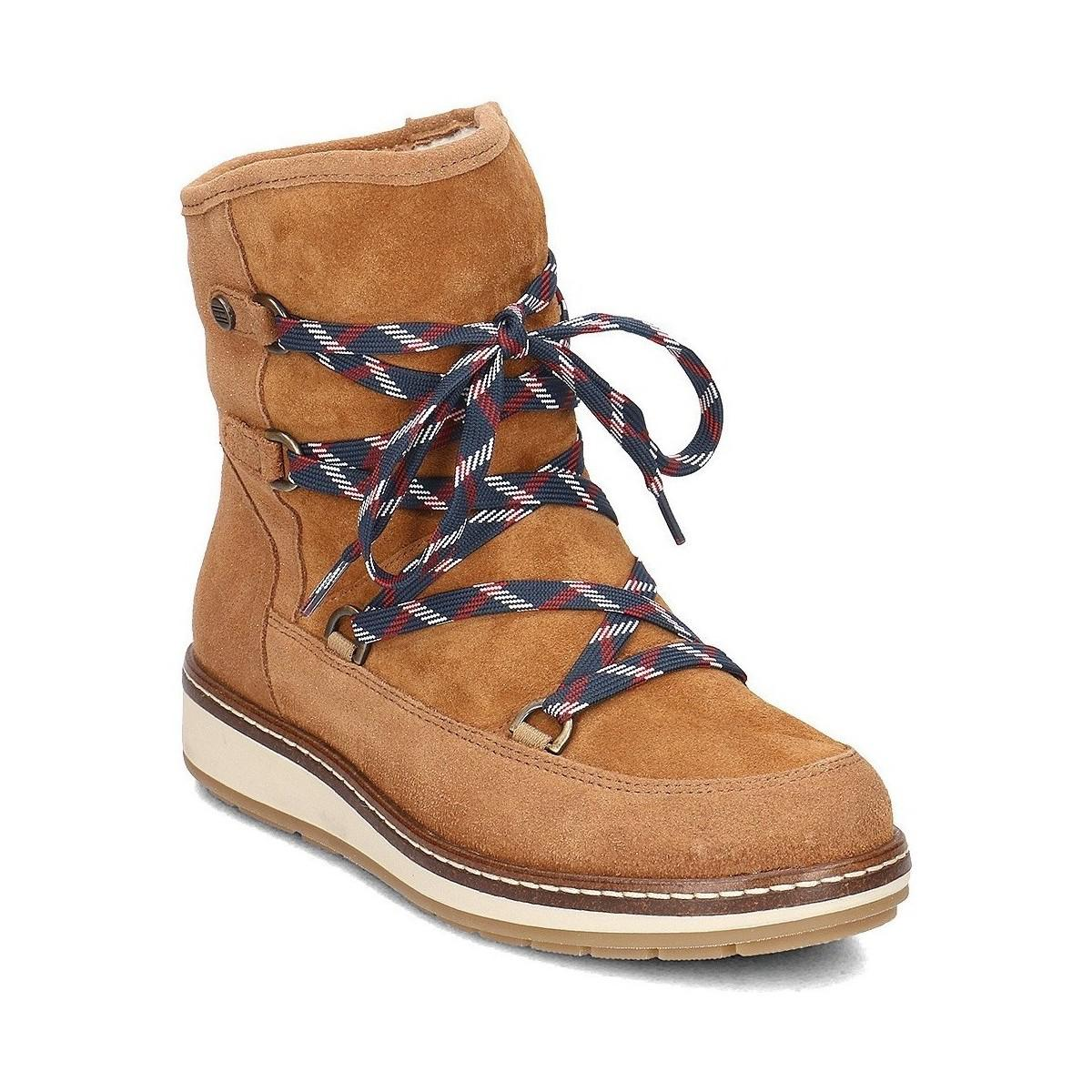 info for f798c 3efa4 tommy-hilfiger-brown-Wooli-14c-Womens-Snow-Boots-In-Brown.jpeg