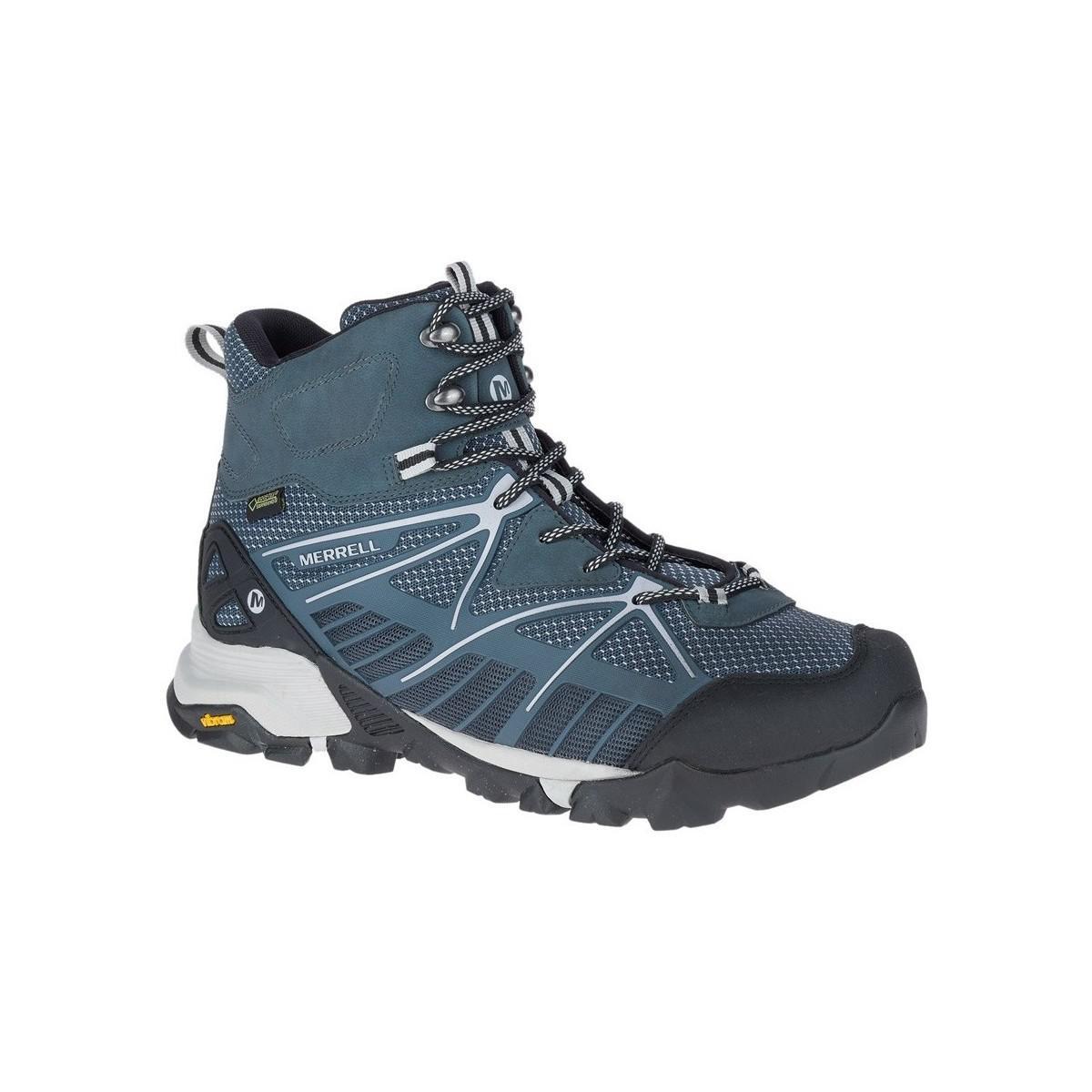 75b9de94b Merrell Capra Venture Mid Gtx Men's Walking Boots In Multicolour in ...