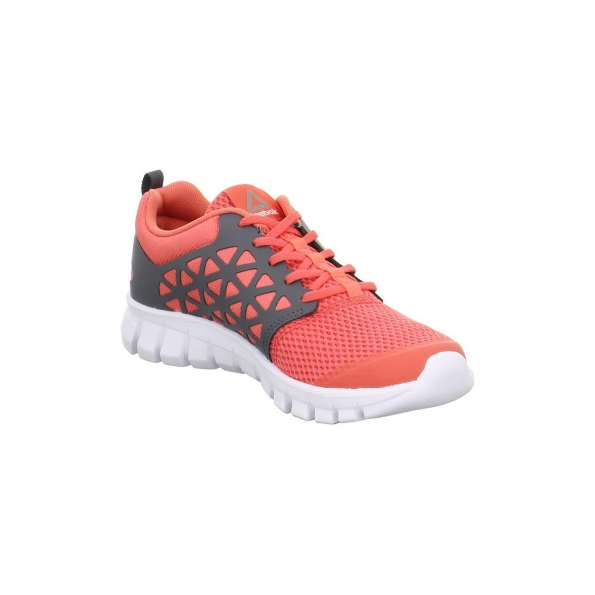 Reebok Sublite Xt Cushion Women's Shoes (trainers) In Pink
