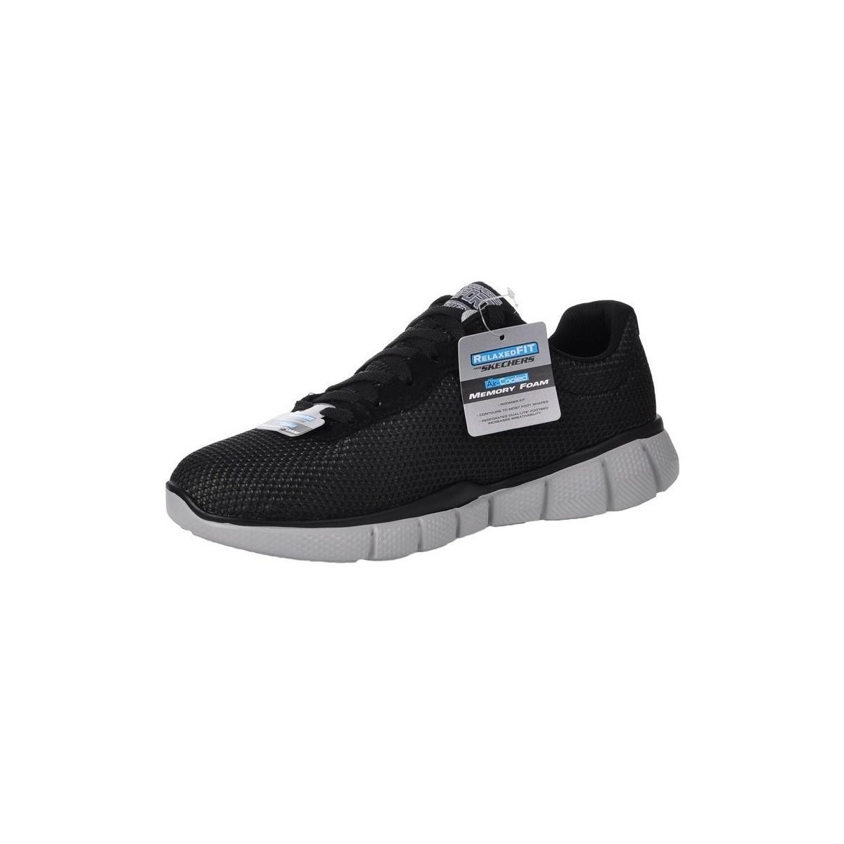 Skechers Equalizer 20 Men's Shoes (trainers) In Grey in Grey for Men