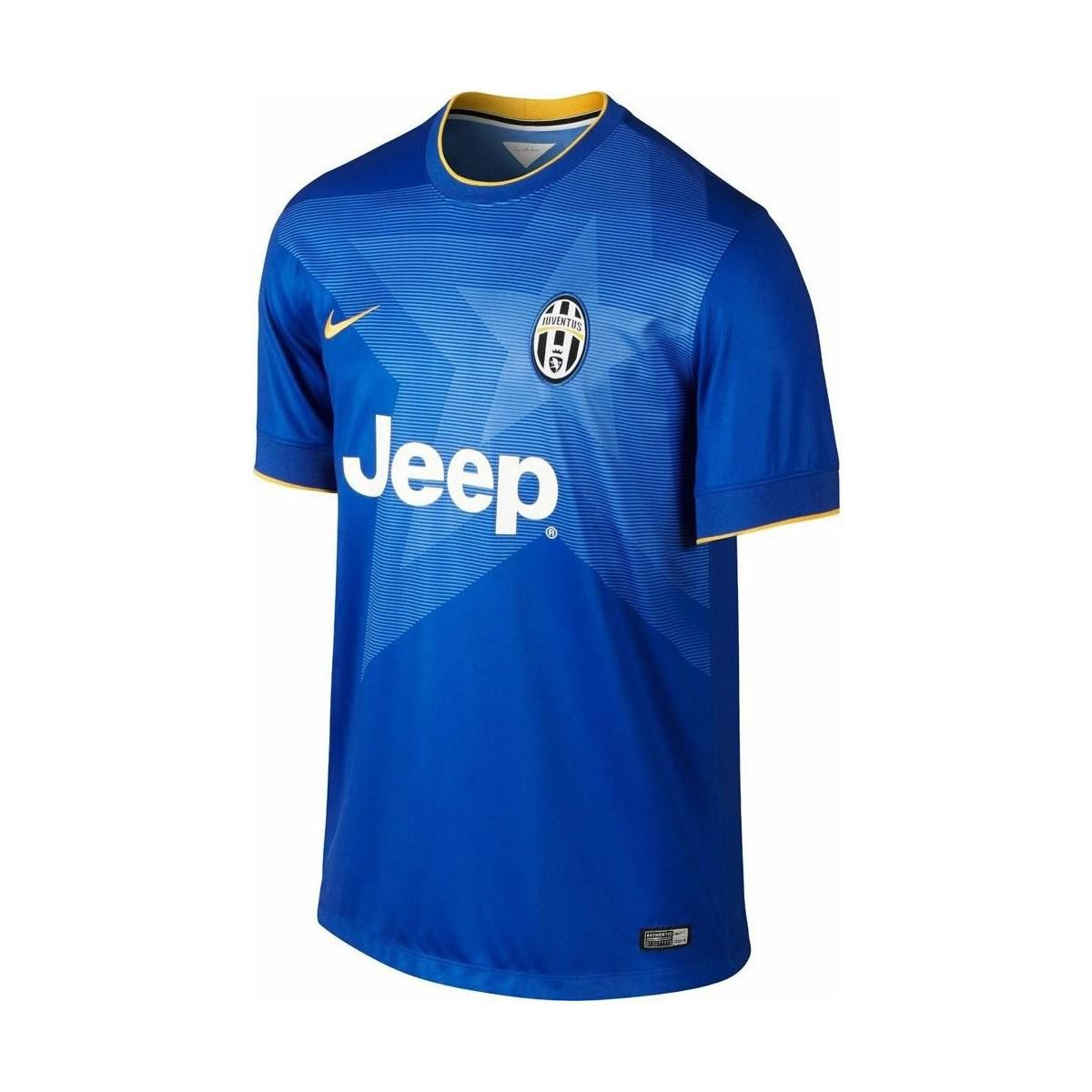 buy online 6b09b 201b0 Nike 2014-15 Juventus Away Shirt (pogba 6) Men's T Shirt In ...