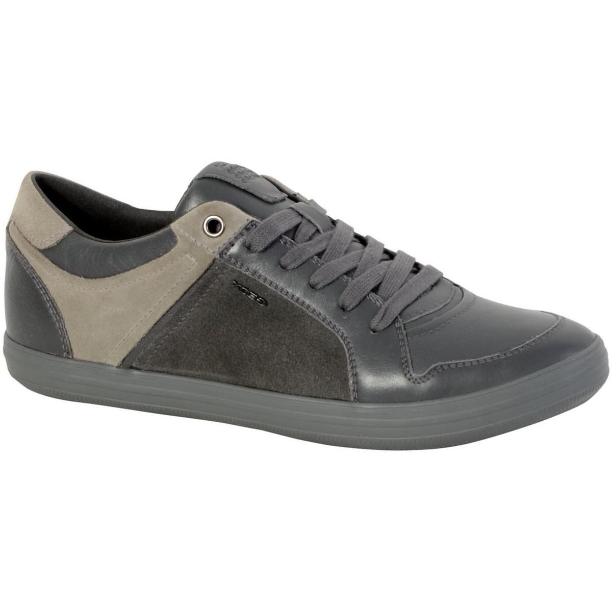 Geox Sneakersball U Box D U54r3d 08522 C0671 Dark Grey grey