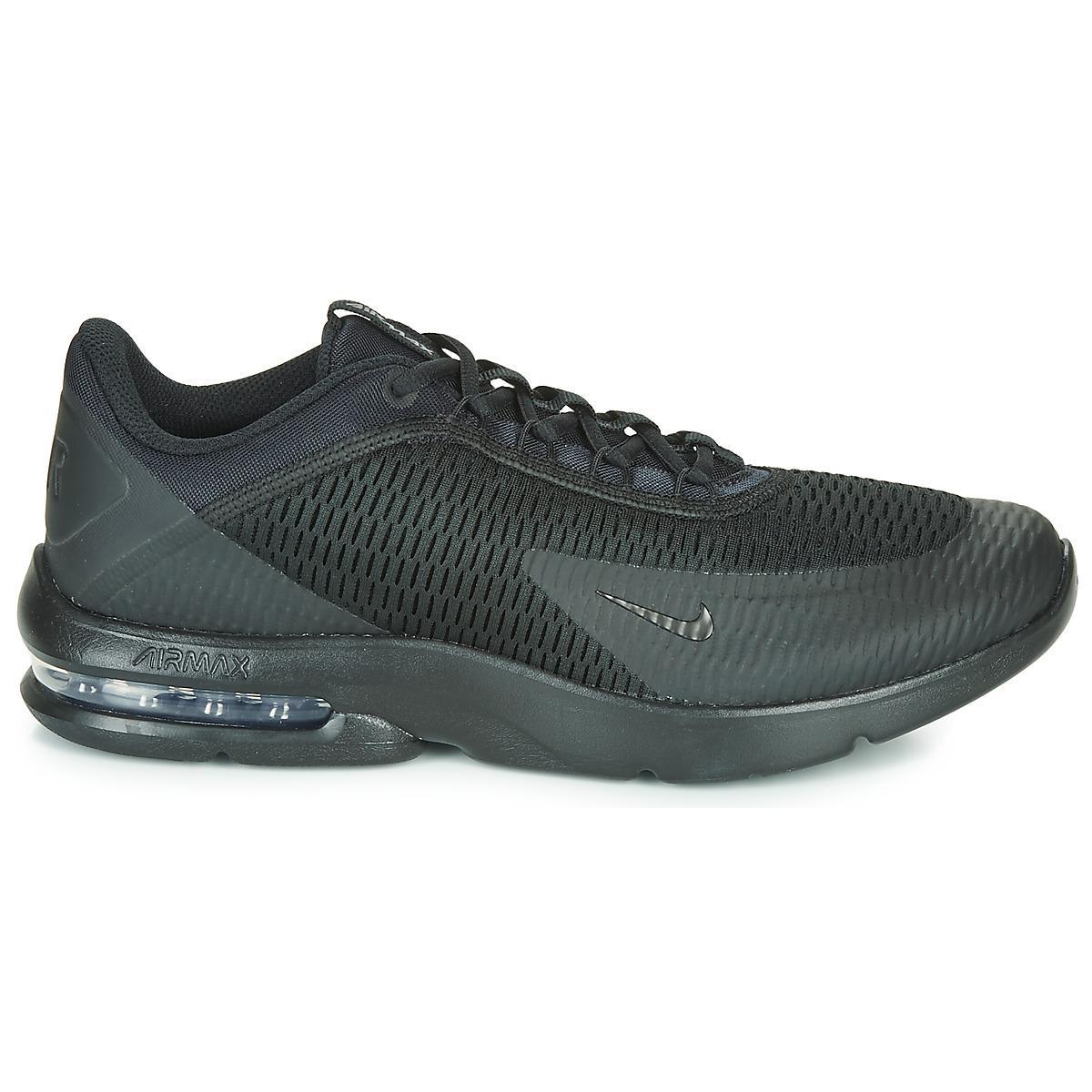 Nike Lage Sneakers Air Max Advantage 3 in het Zwart voor heren