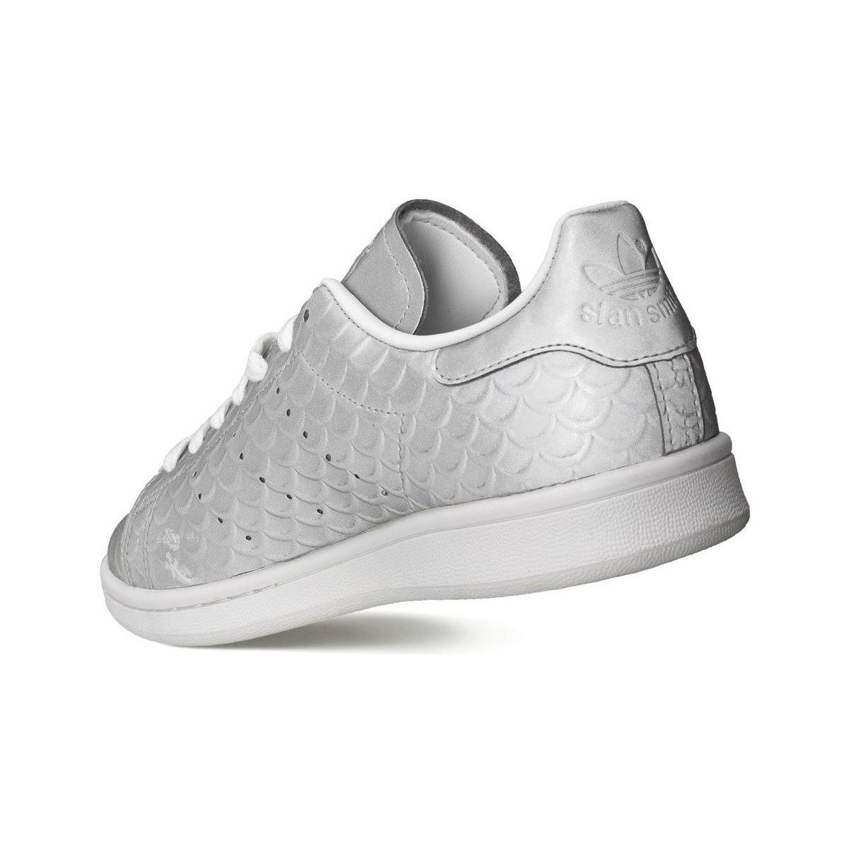 Stan Smith W Chaussures adidas en coloris Gris