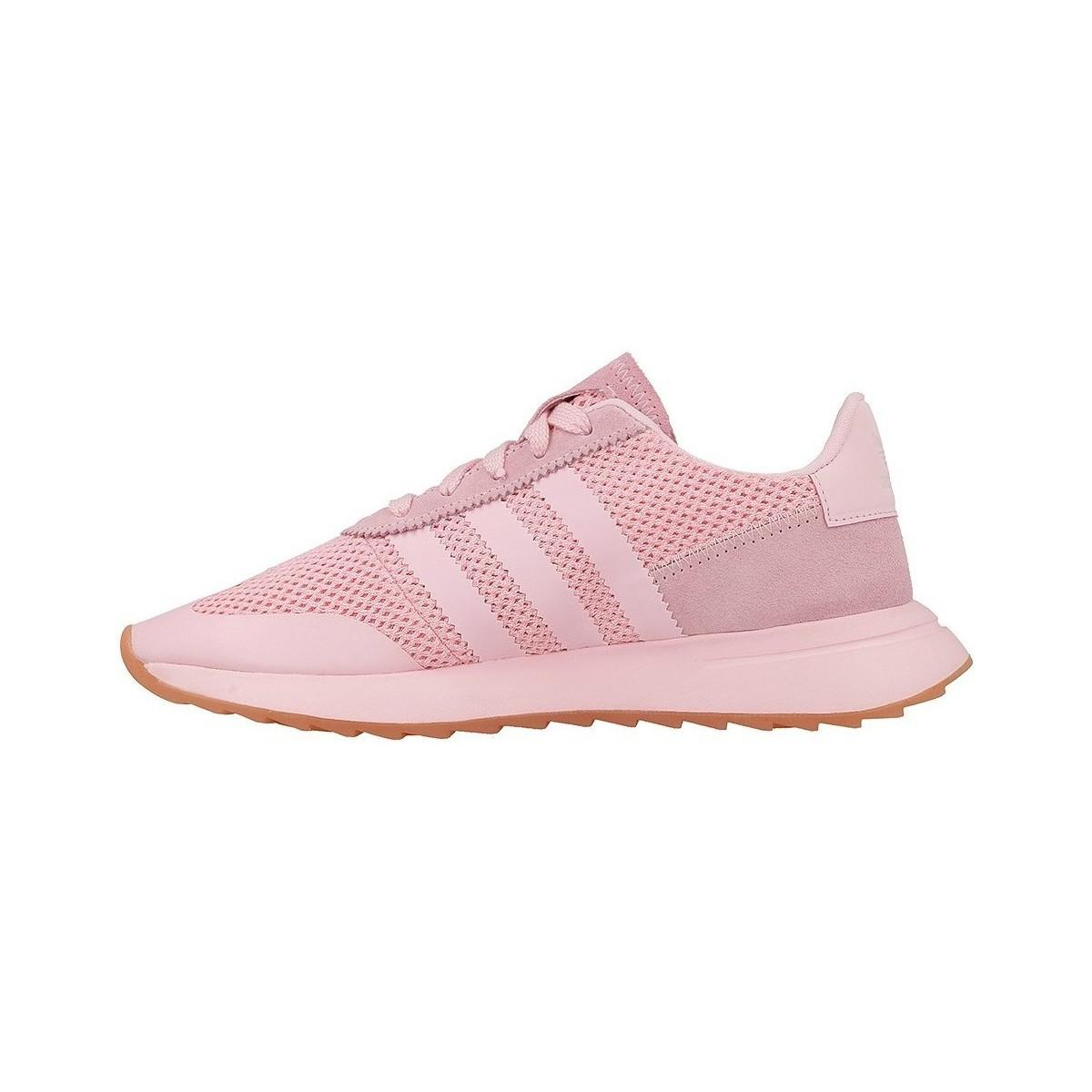 adidas Flb W Women's Shoes (trainers) In Pink