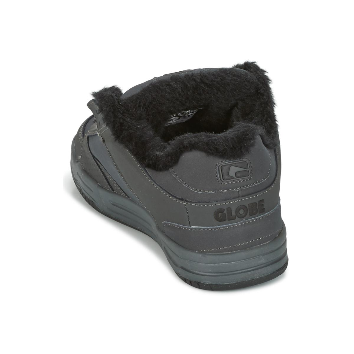 Globe Scribe Fur Shoes (trainers) in Grey (Grey) for Men