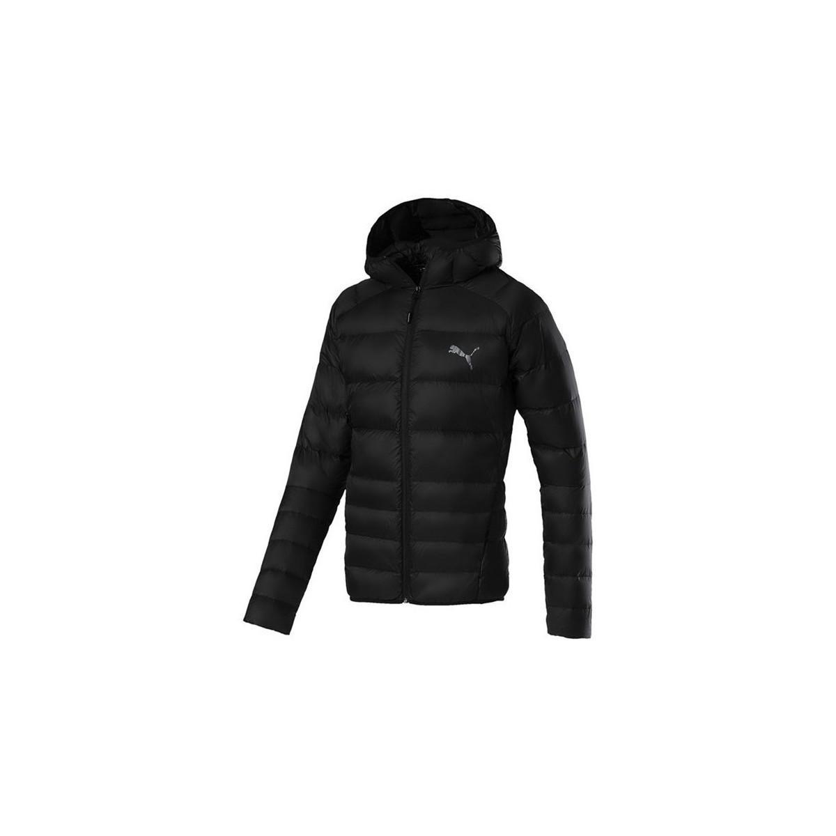 b8a989cf7 PUMA Pwrwarm Packlite Hd 600 Down Jkt Men's Jacket In Black for Men ...