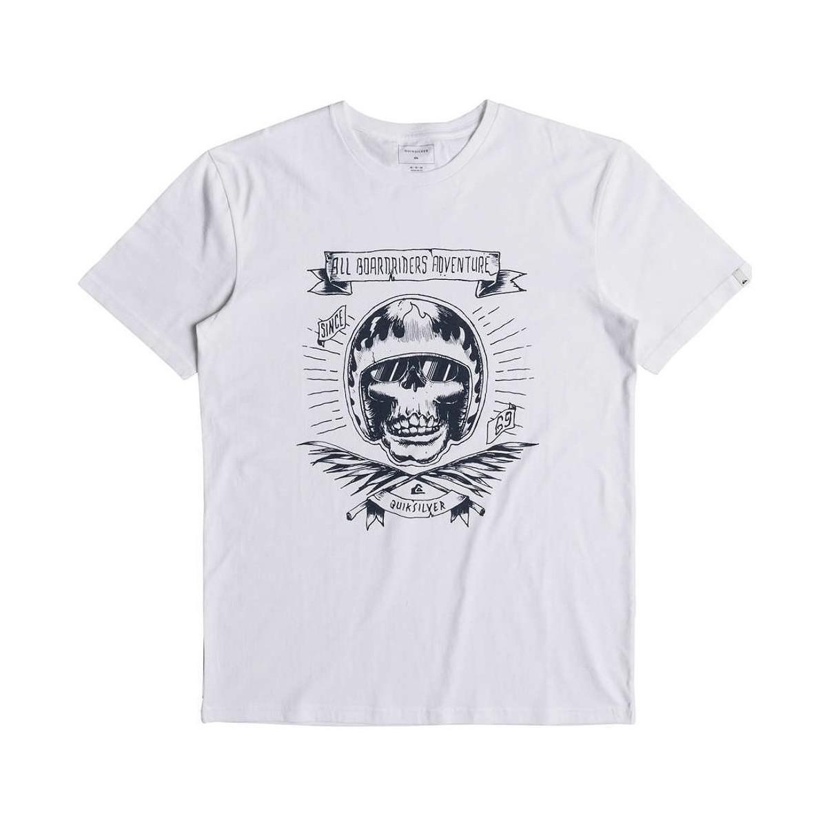 Quiksilver Shd Max - Camiseta Para Hombre Eqyzt04832 Men s Short ... 7ce3bfa221