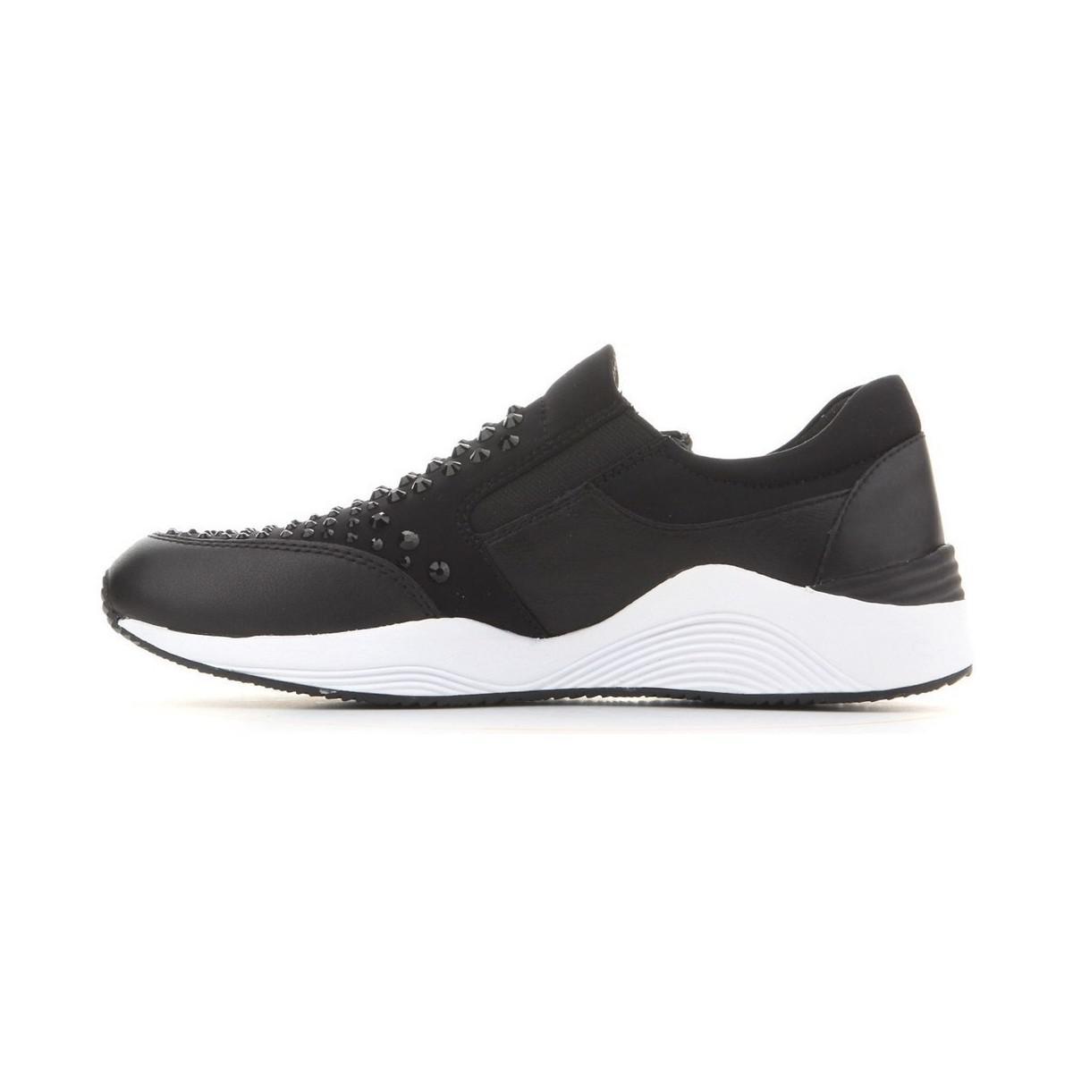 Geox Wmns D Omaya D640sc-01585-c0539 Women's Shoes (trainers) In Black