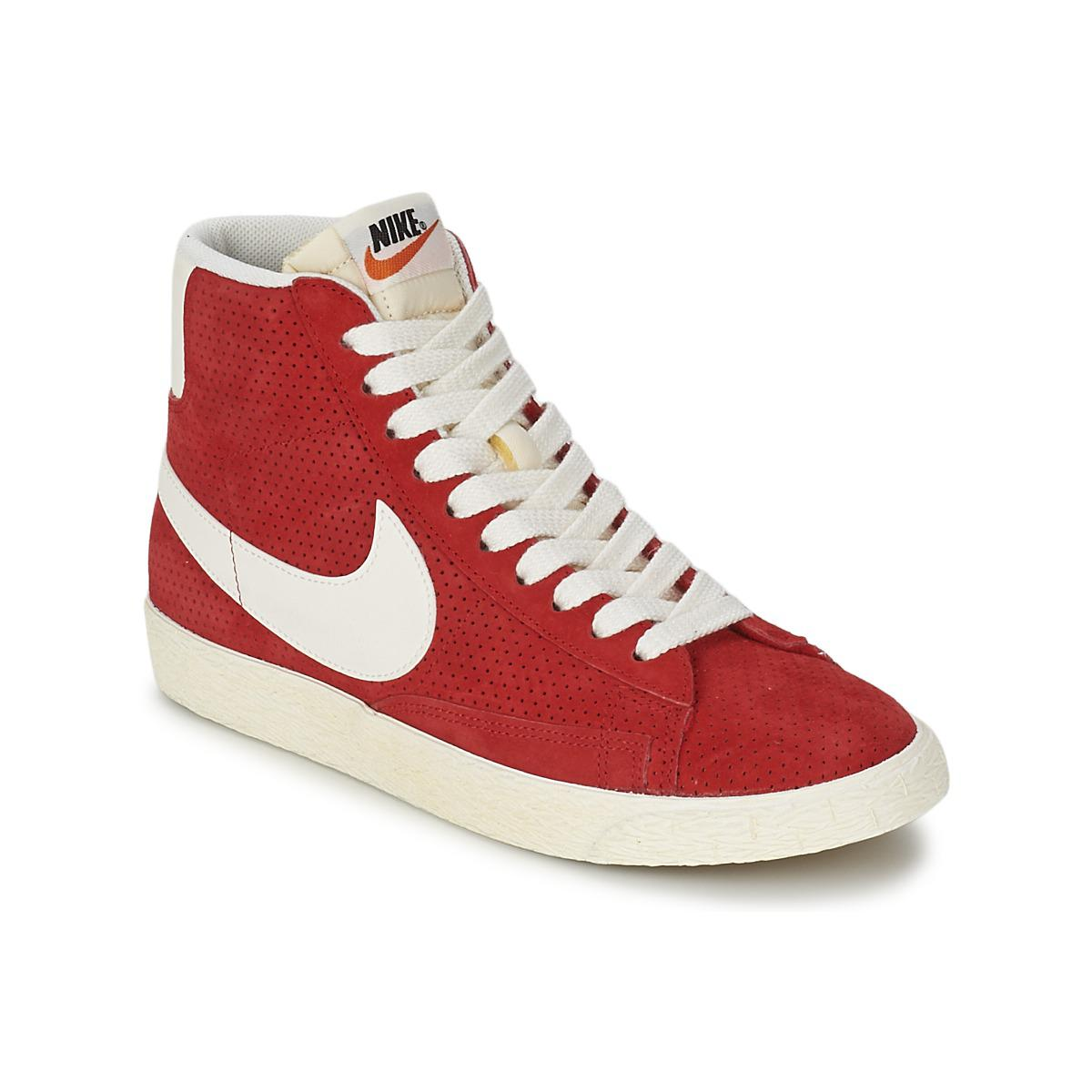 89c6100653b31 ... cheap nike blazer mid suede vintage womens shoes high top trainers in  6196a a33d3