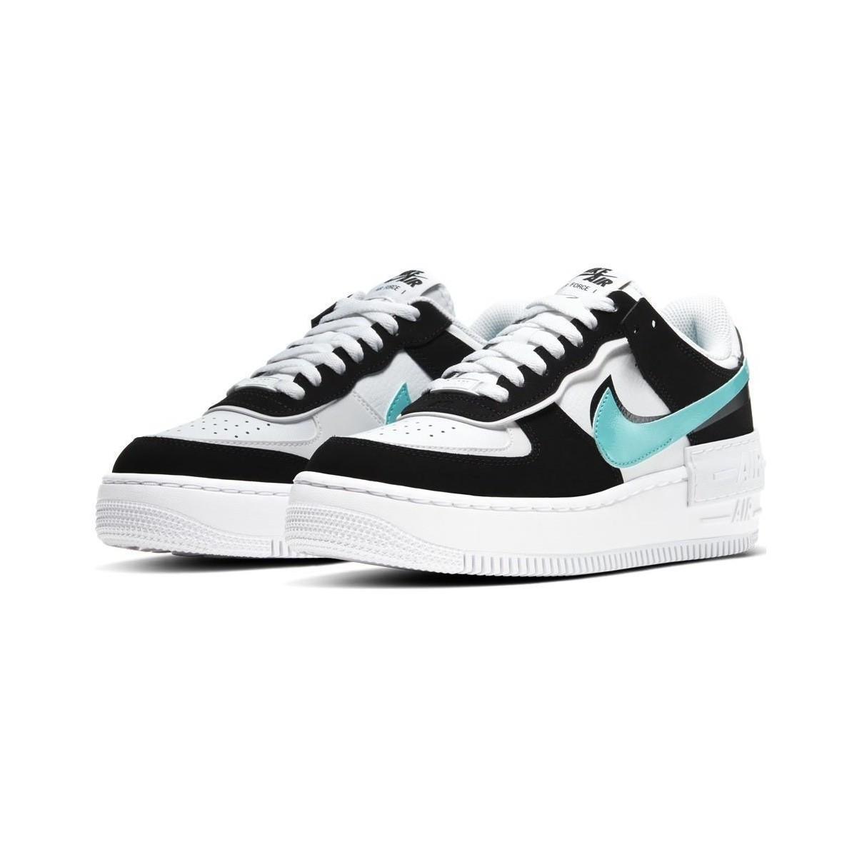 Air force 1 shadow Nike - Lyst