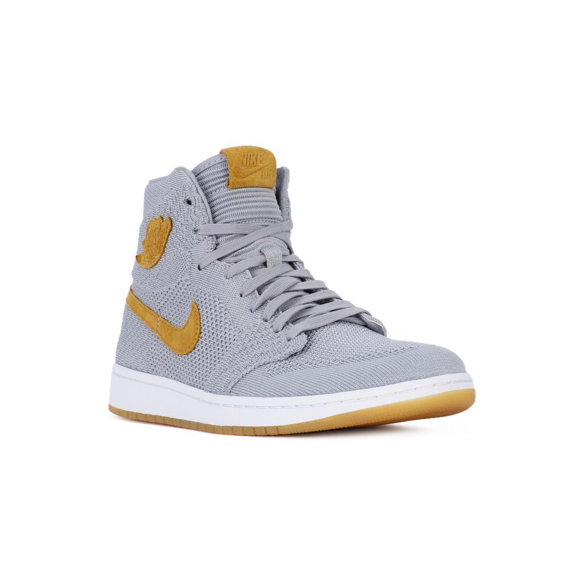 d71ea0ed50aa60 Vans Lautner Lite Men s Shoes (high-top Trainers) In Grey in Gray ...