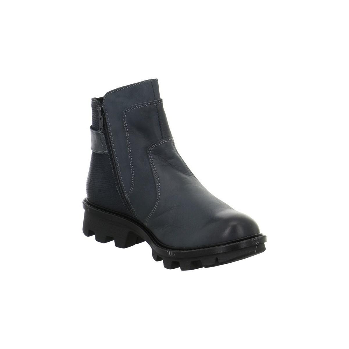 Josef Seibel Marylin 05 Women's Low Ankle Boots In Blue