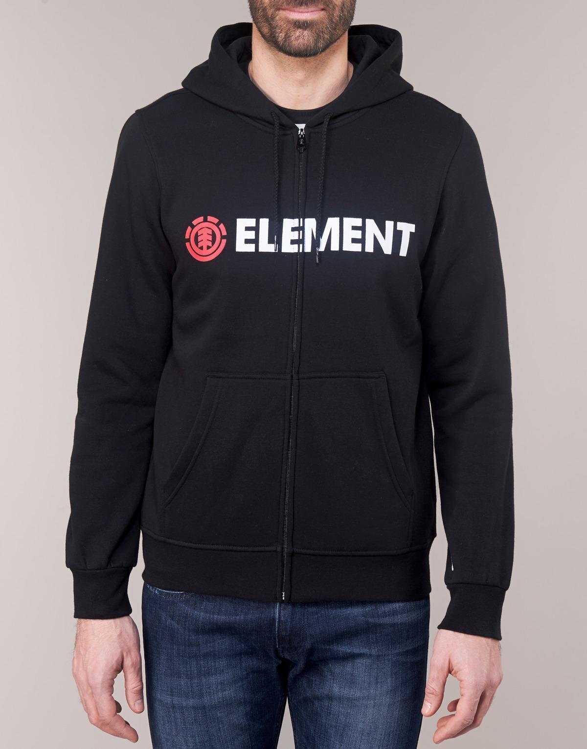 Element Mens Blazin Zip Hood Fleece