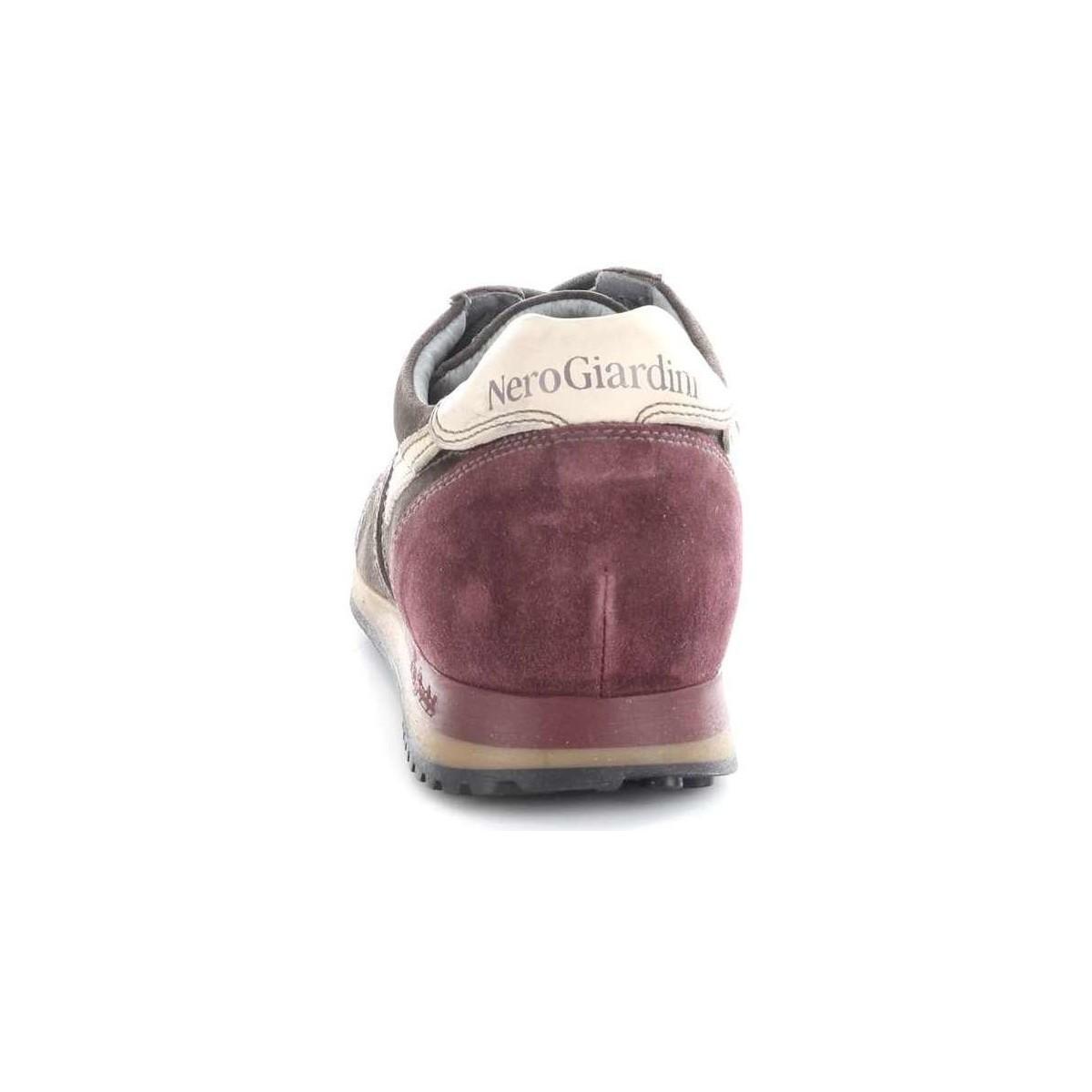 A604470U Chaussures Nero Giardini pour homme en coloris Gris