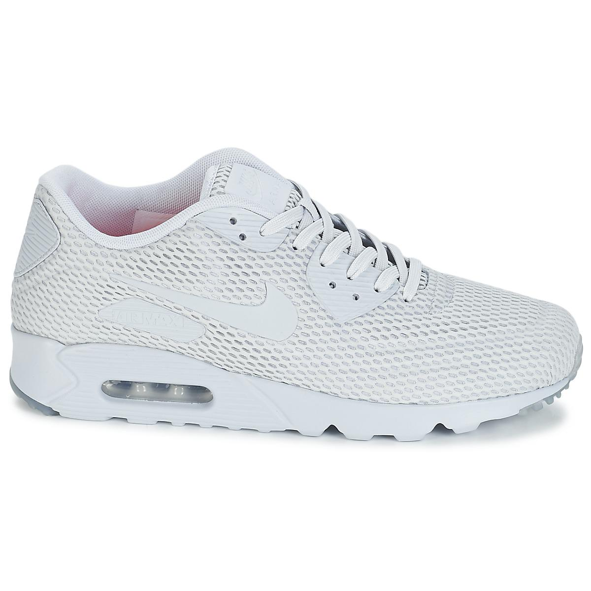 casual shoes save off cheap for discount Nike Synthetic Air Max 90 Ultra Breathe Men's Shoes (trainers) In ...