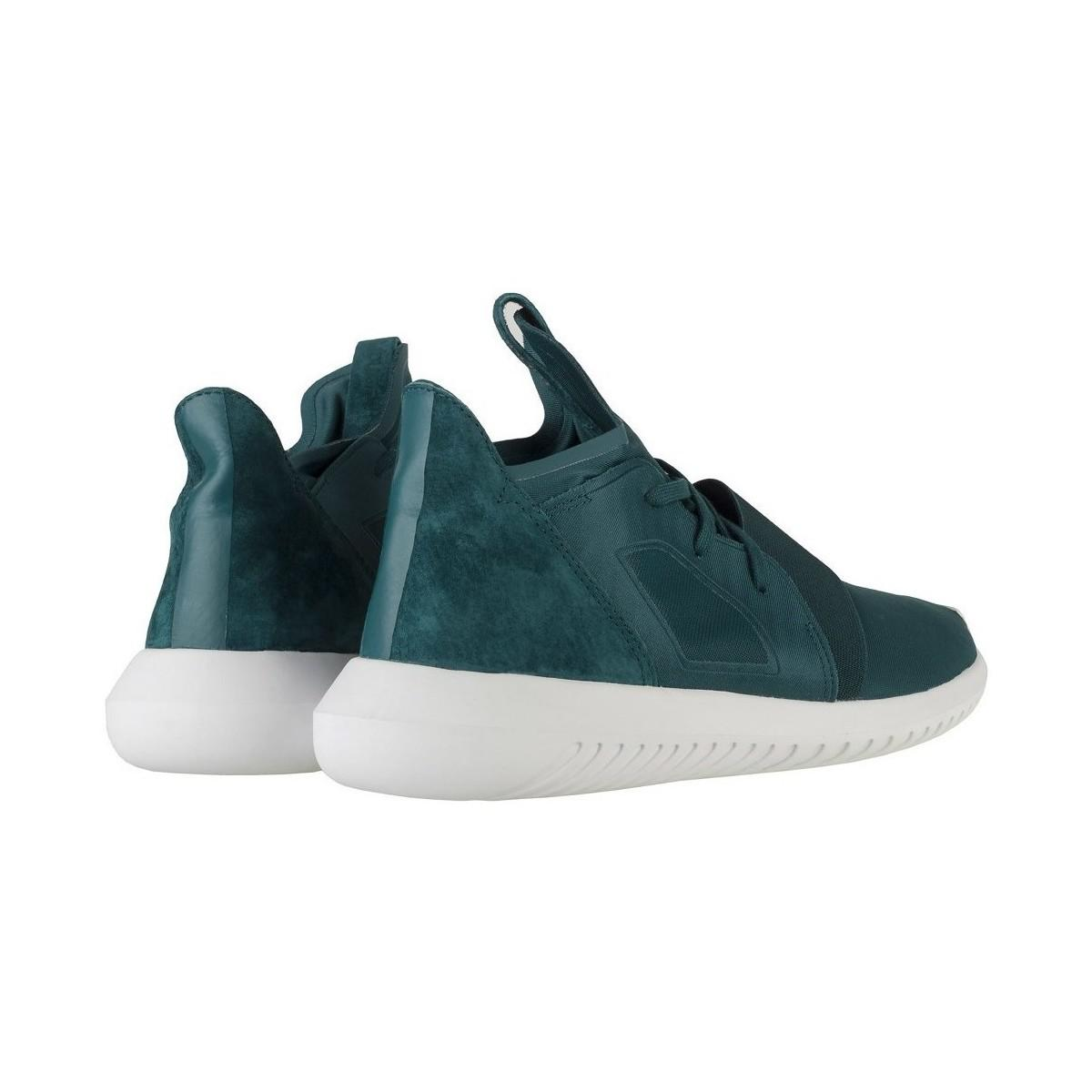 adidas tubular defiant pk w schuhe blue