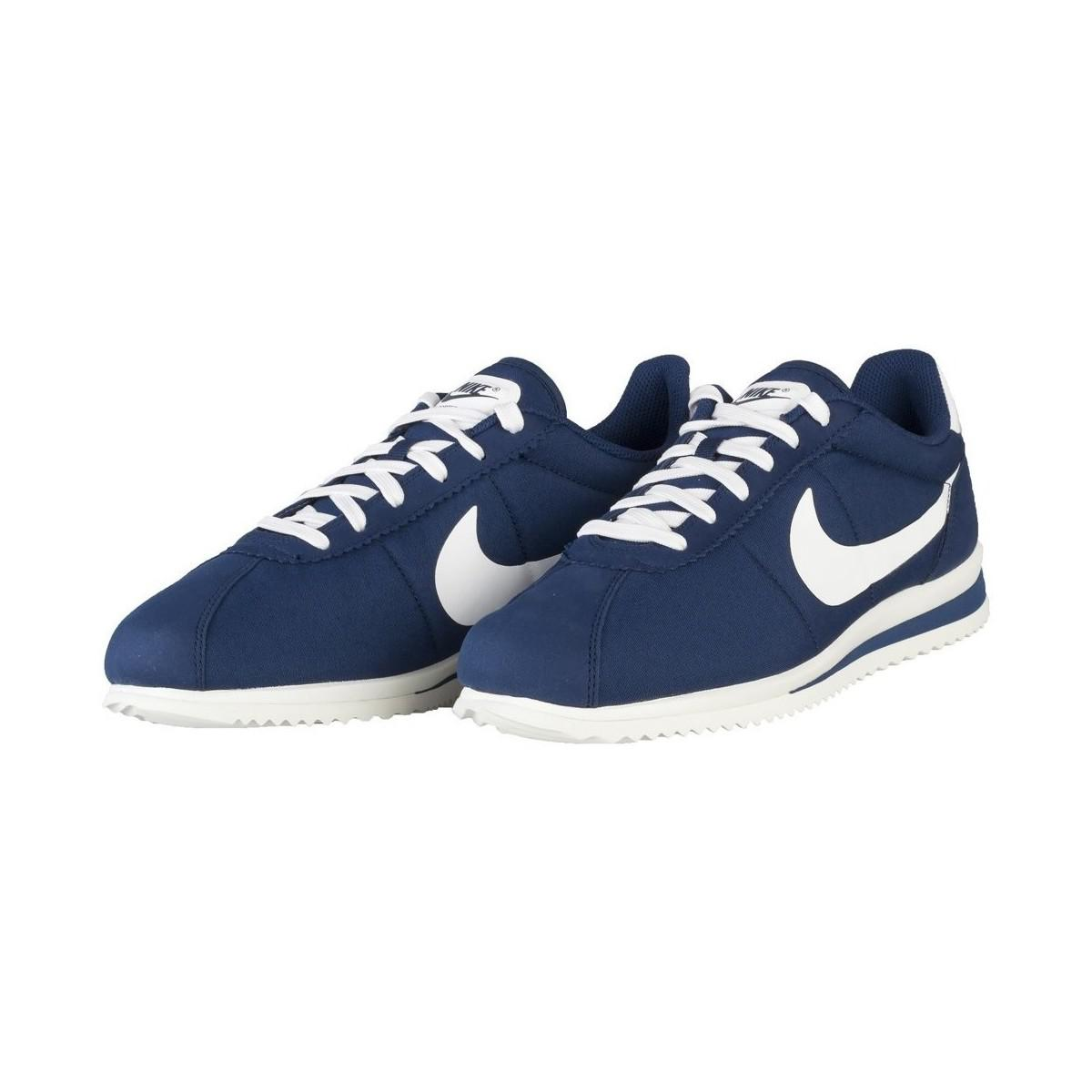 Nike Cortez Ultra Sd Gymnastics Shoes in Blue for Men