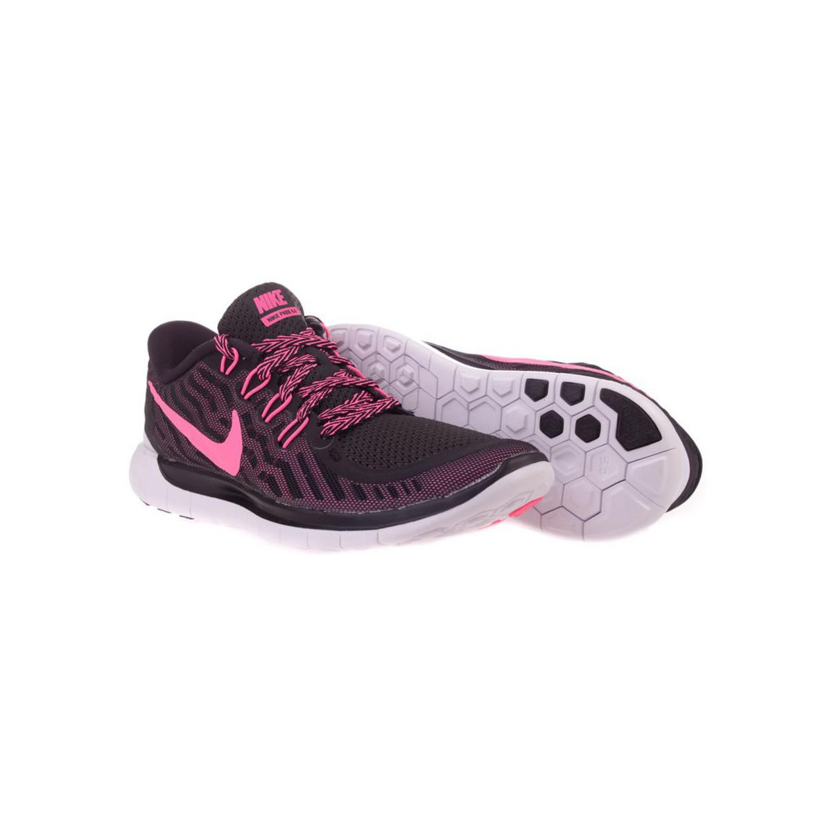 Nike Free 50 Women's Shoes (trainers) In Black