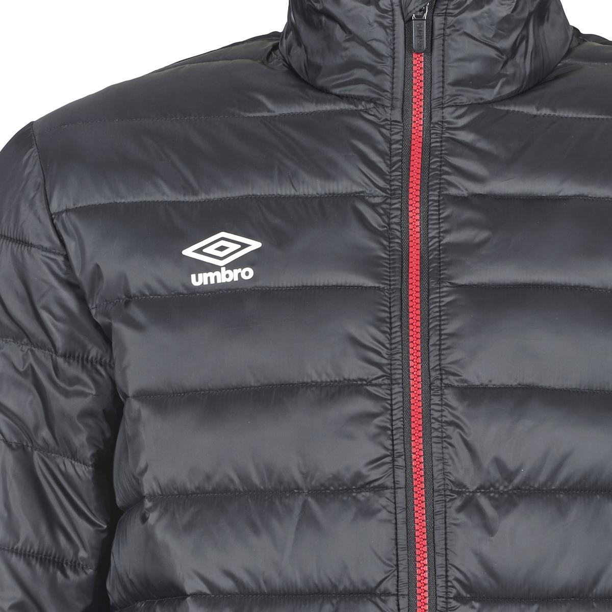 Umbro Training Flat Doudoune Men's Jacket In Black for Men