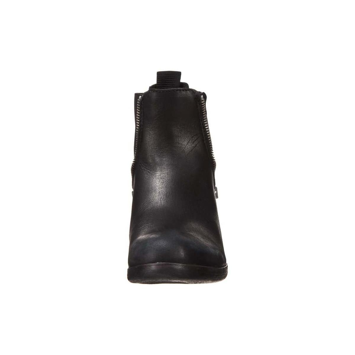 Replay Loren Women's Mid Boots In Black