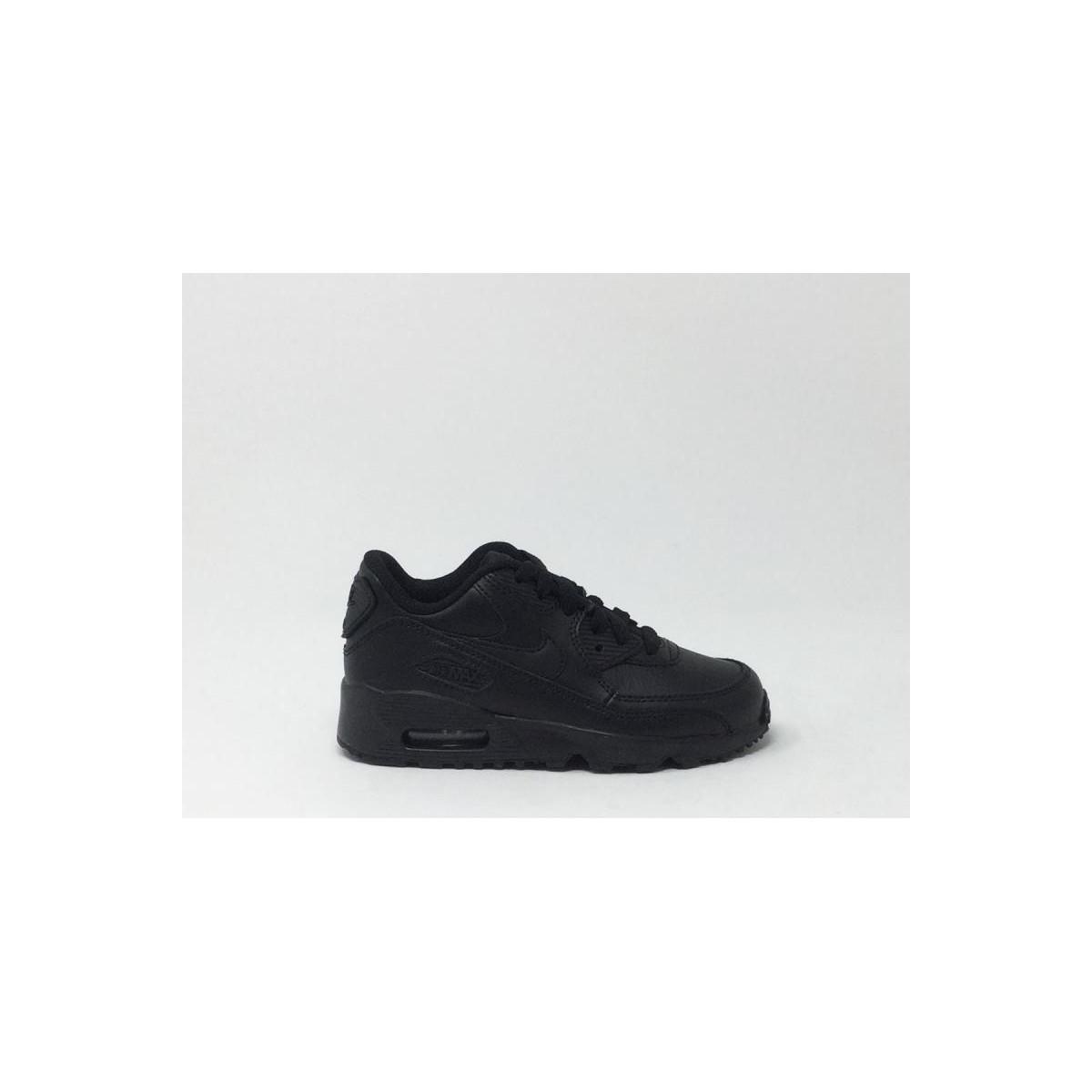 AIR MAX 90 NOIR femmes Chaussures en Noir Nike en coloris Noir ...