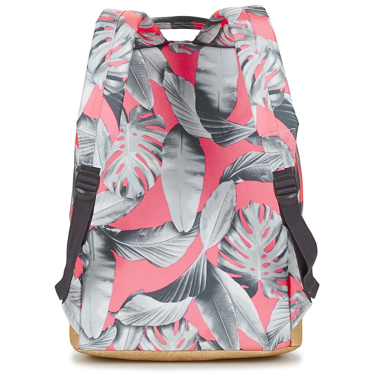 Rip Curl Synthetic Miami Vibes Dome Women's Backpack In Pink