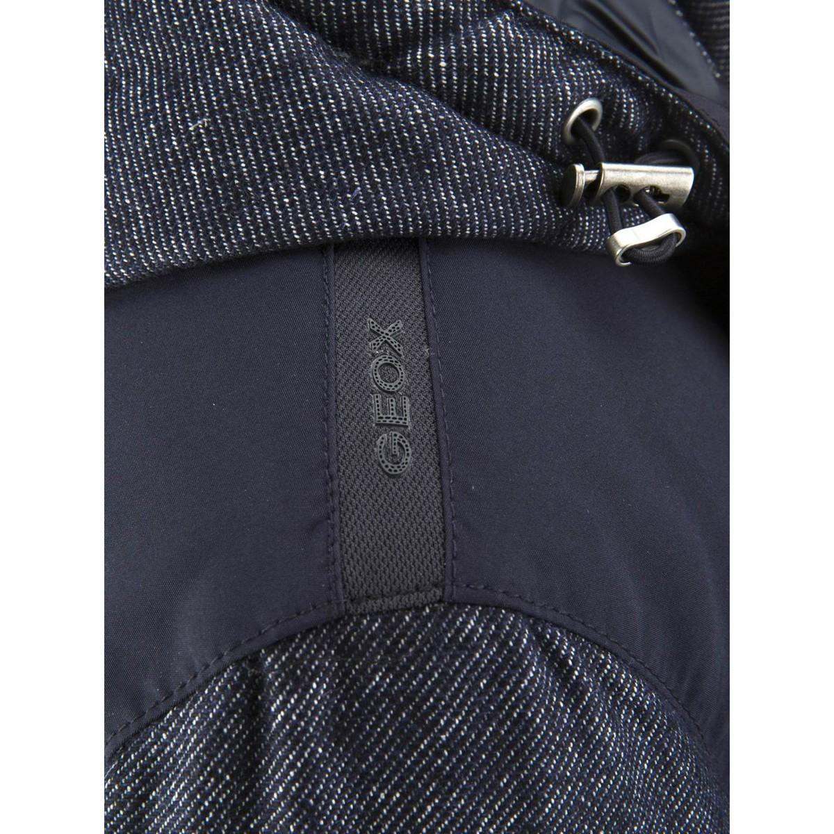 Geox M6425q Tc080 Man Men's Tracksuit Jacket In Other in Blue for Men