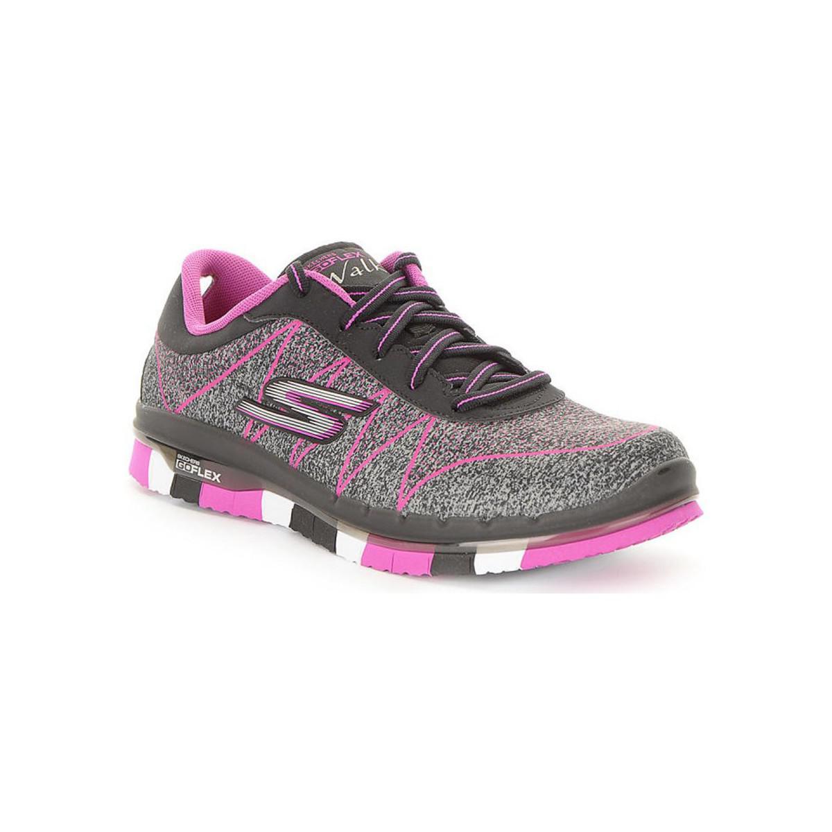 Skechers Go Flexability Women's Shoes (trainers) In Grey in Grey