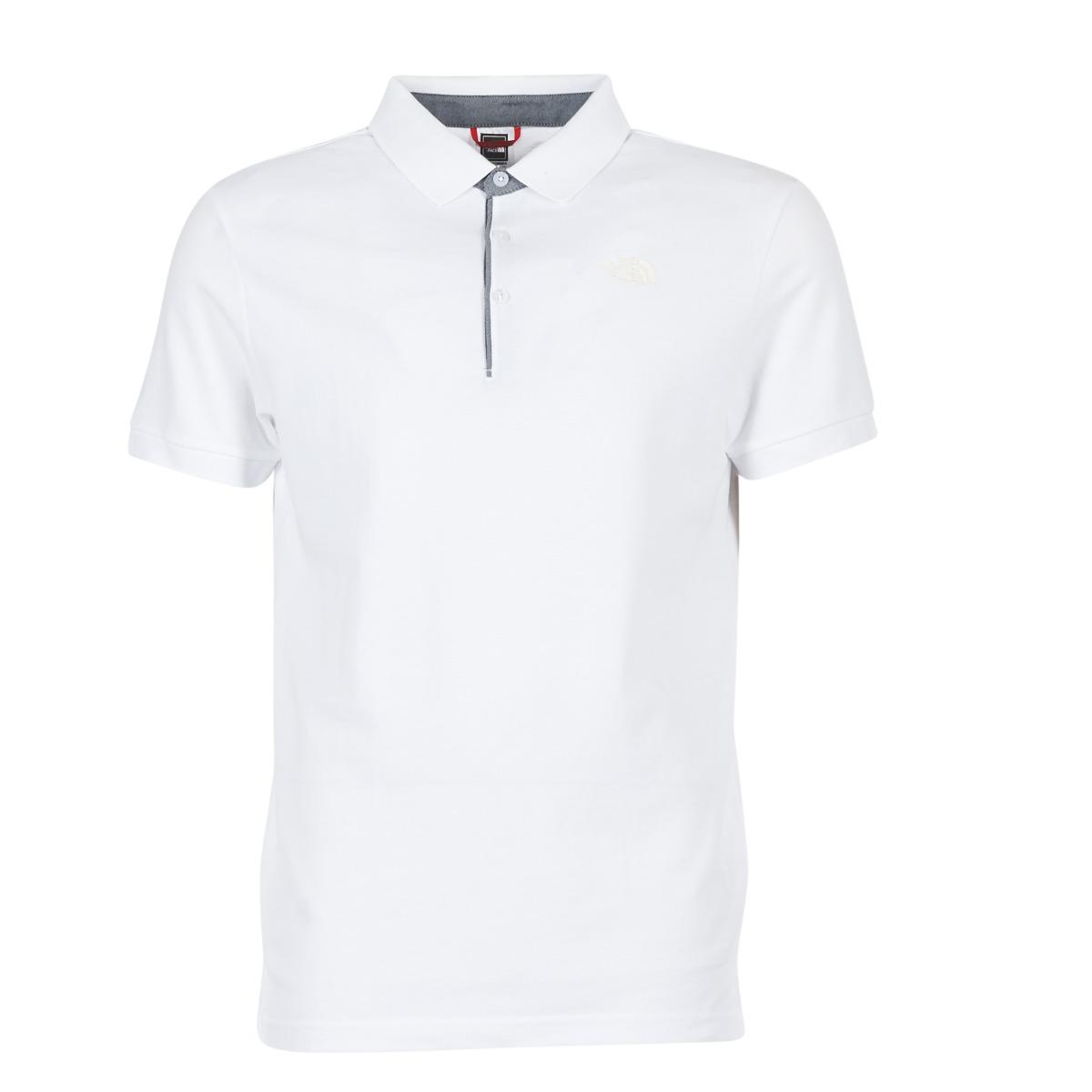 73cc886dc The North Face Premium Polo Piquet Men's Polo Shirt In White for Men ...