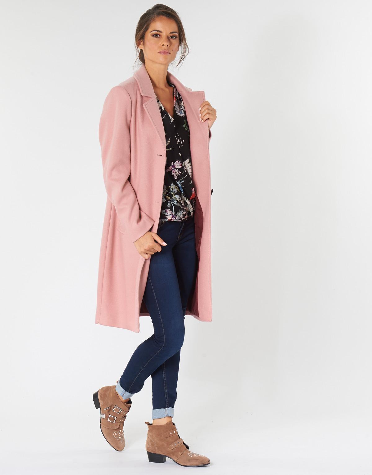 05-909-52-8963-4175 femmes Manteau en rose S.oliver en coloris Rose mbnAK