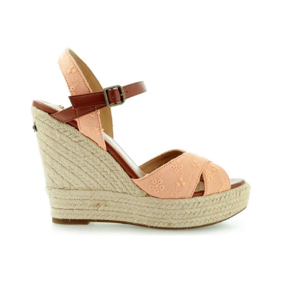 Sale Low Shipping Pepe Jeans Walker Romantic PLS90177 women's Sandals in Many Kinds Of For Sale Clearance Cheap wn44e
