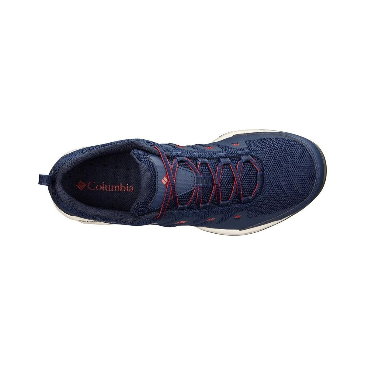 Columbia Vapor Vent Men's Shoes (trainers) In Multicolour in Blue for Men