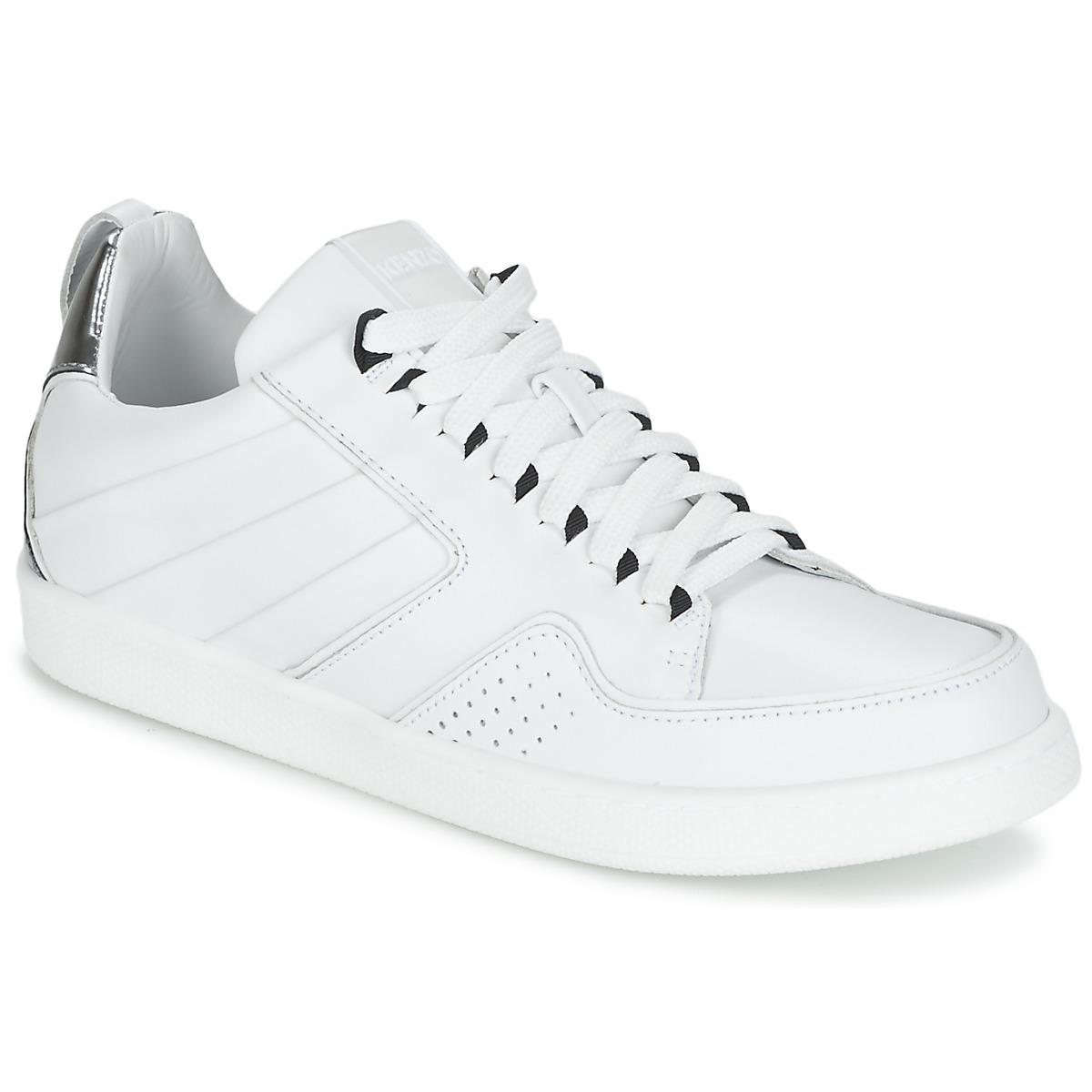 991284b03616 KENZO K-fly Women s Shoes (trainers) In White in White - Lyst