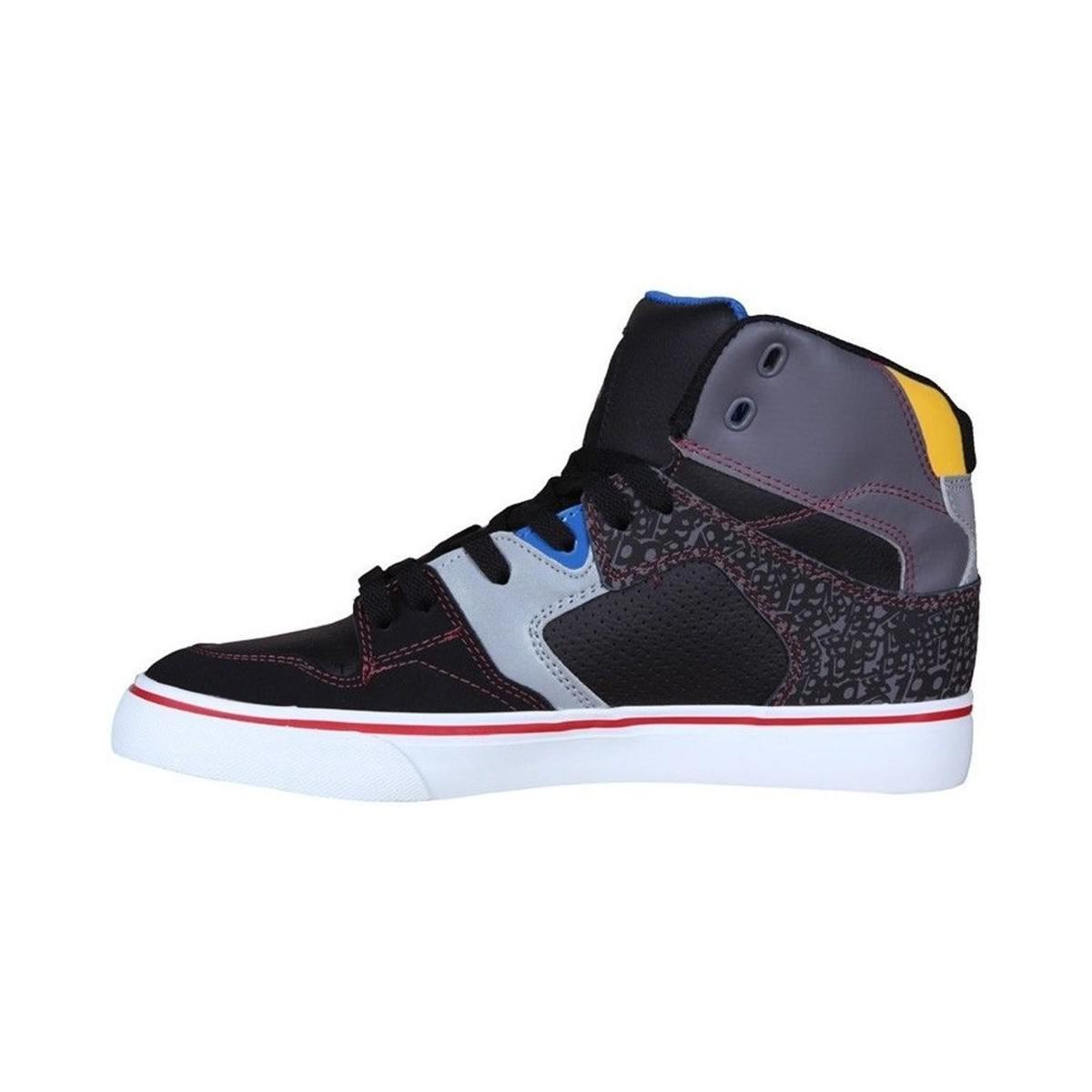 DC Shoes Pro Spec Vulc 30 Tp Ktr Men's Shoes (high-top Trainers) In Multicolour in Blue for Men