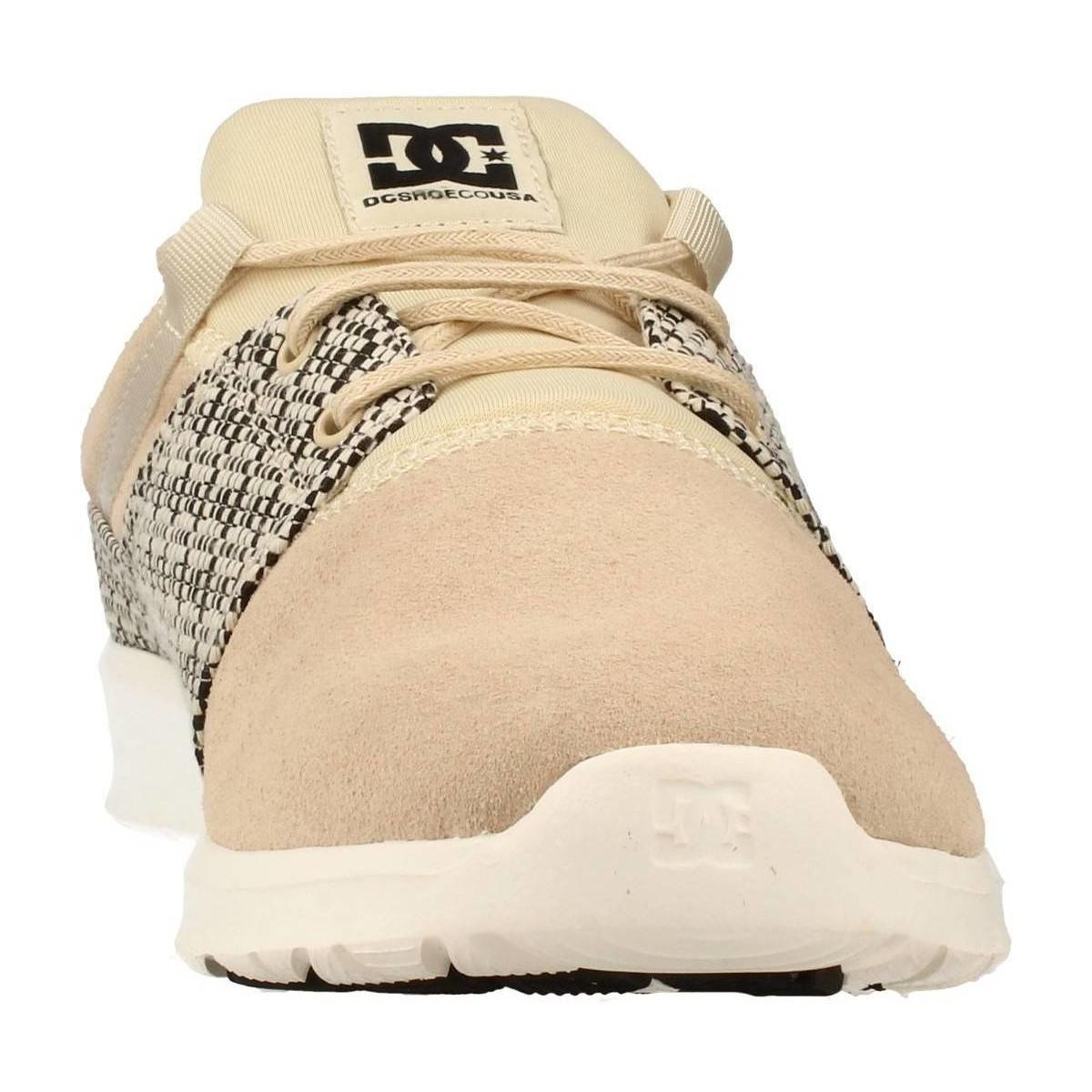 DC Shoes Heathrow Le M Shoe Men's Shoes (trainers) In Beige in Natural for Men
