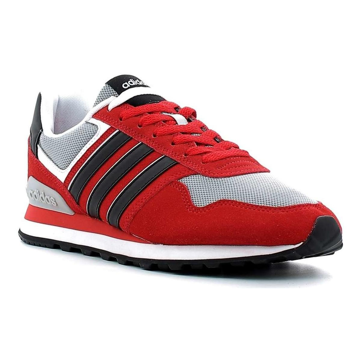 adidas Aw3849 Sneakers Man Red Men's Shoes (trainers) In Red