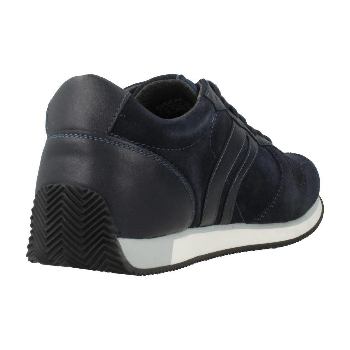 Geox U Vinto Men's Shoes (trainers) In Blue for Men