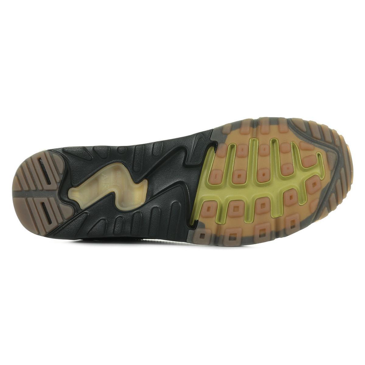"""Nike Lage Sneakers Air Max 90 Ultra 2.0 Essential """"gold Pack"""" in het Zwart voor heren"""