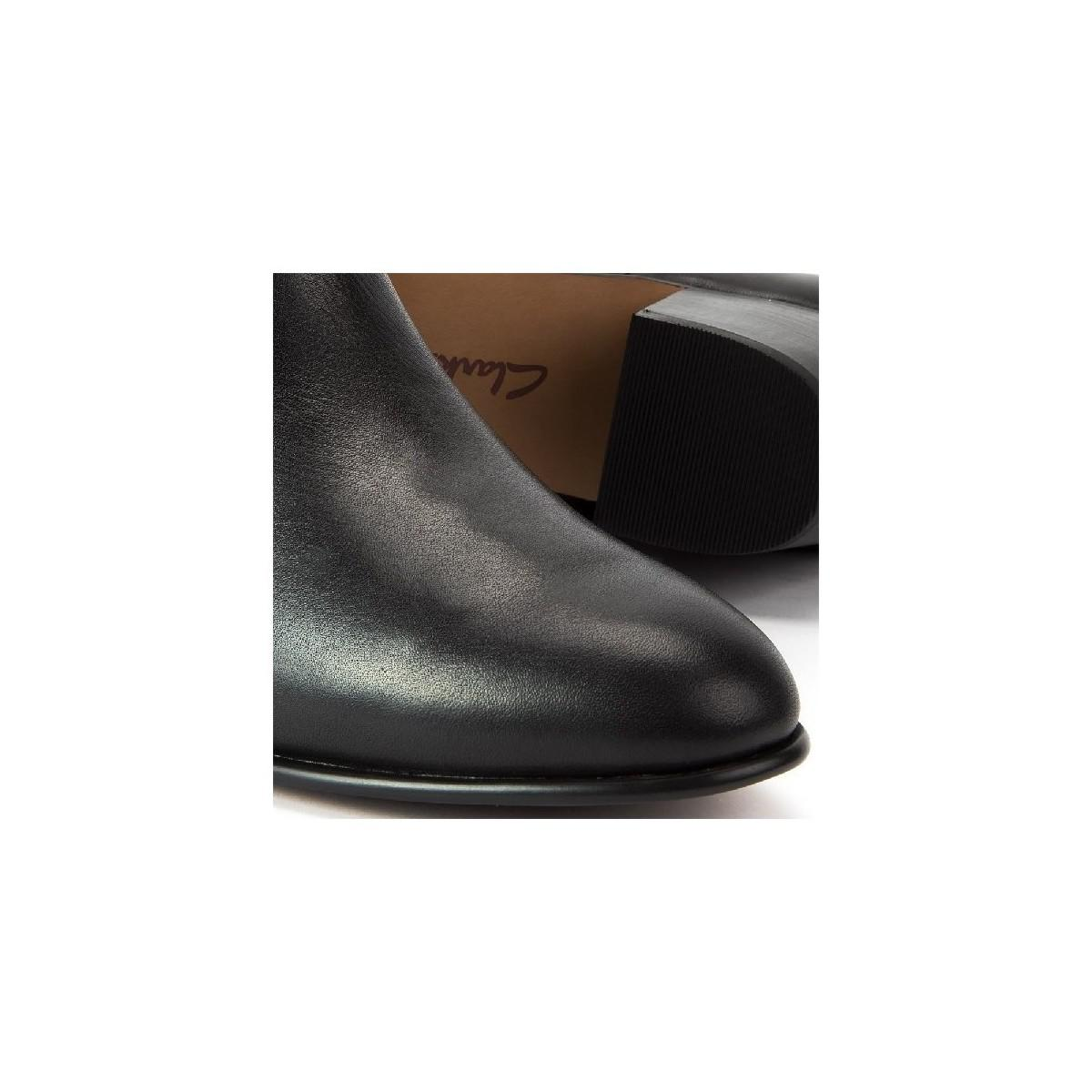 Damenschuhe Kleidung & Accessoires Ladies Clarks Ankle Boots Maypearl Alice