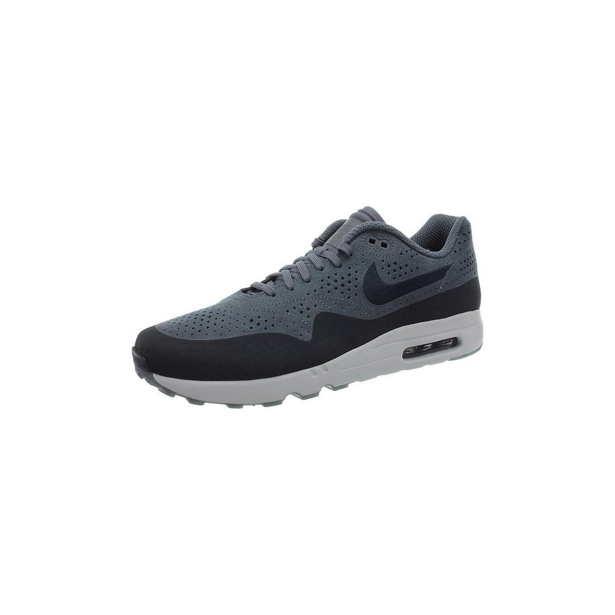 ed02fcd0b2 Nike Air Max 1 Ultra 20 Moire Men's Shoes (trainers) In White in ...