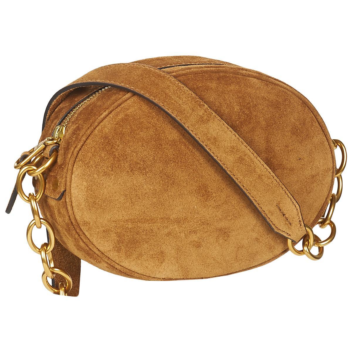 44fb48ddd9 Polo Ralph Lauren - Gilly Women s Shoulder Bag In Brown for Men - Lyst.  View fullscreen
