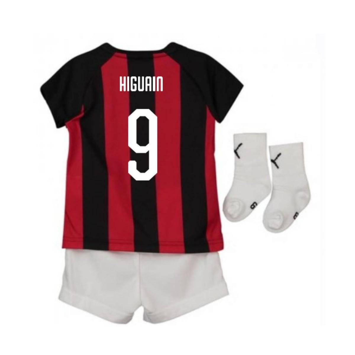 Puma 2018 2019 Ac Milan Home Baby Kit Higuain 9 Women S In Red For Men Lyst