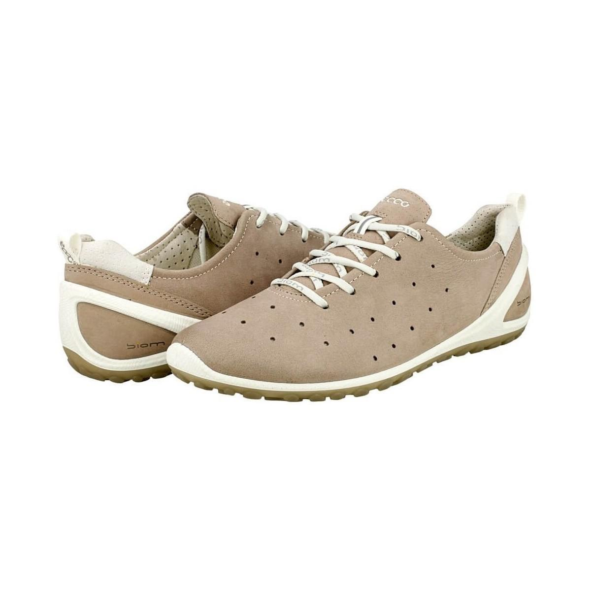 Ecco Biom Lite Women's Shoes (trainers) In Brown