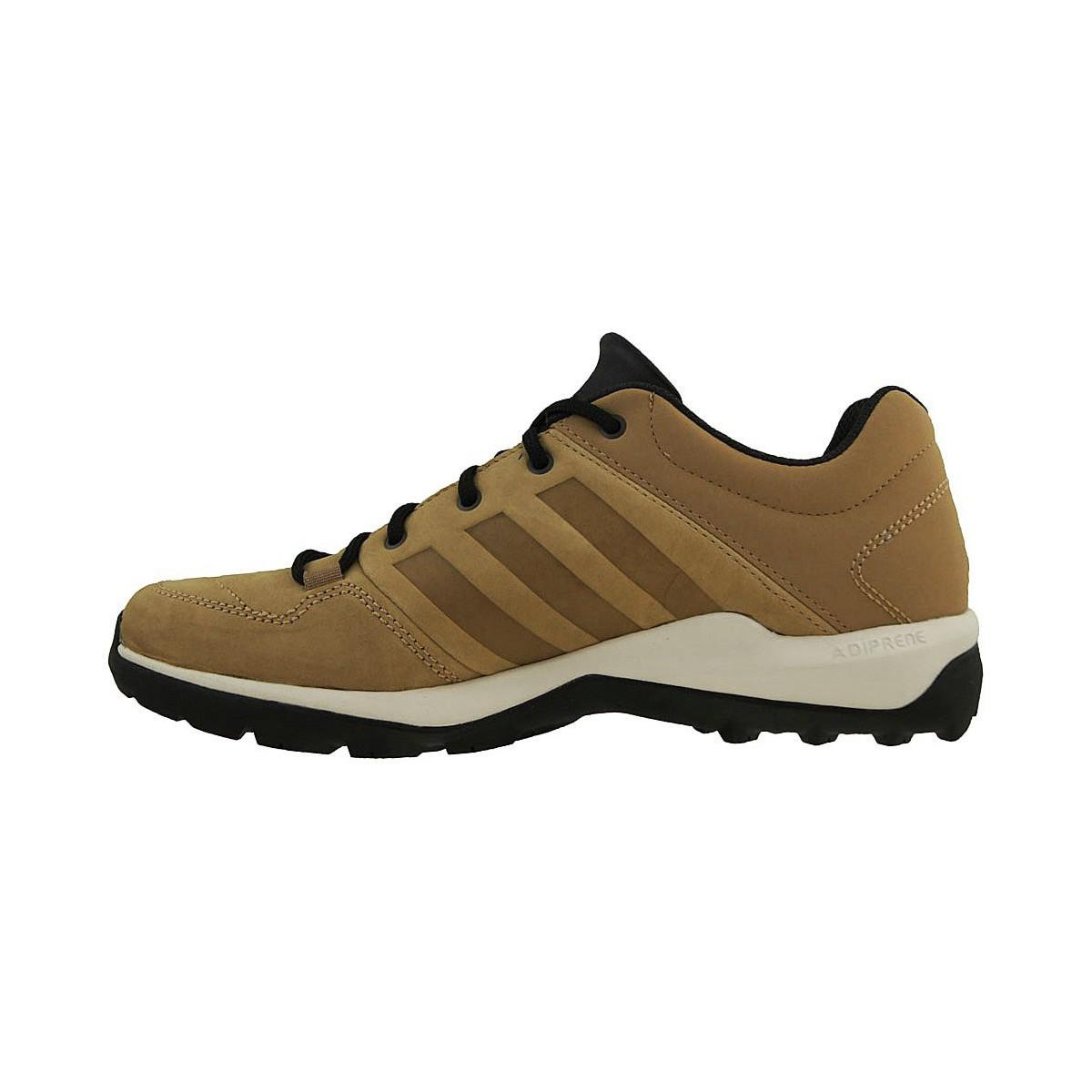 adidas Daroga Plus Lea Men's Shoes (trainers) In Beige in Natural for Men