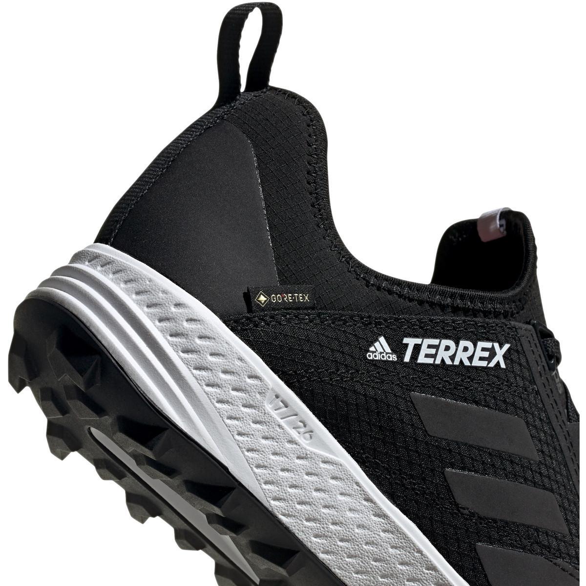 Chaussures Terrex Speed GTX adidas pour homme en coloris Noir