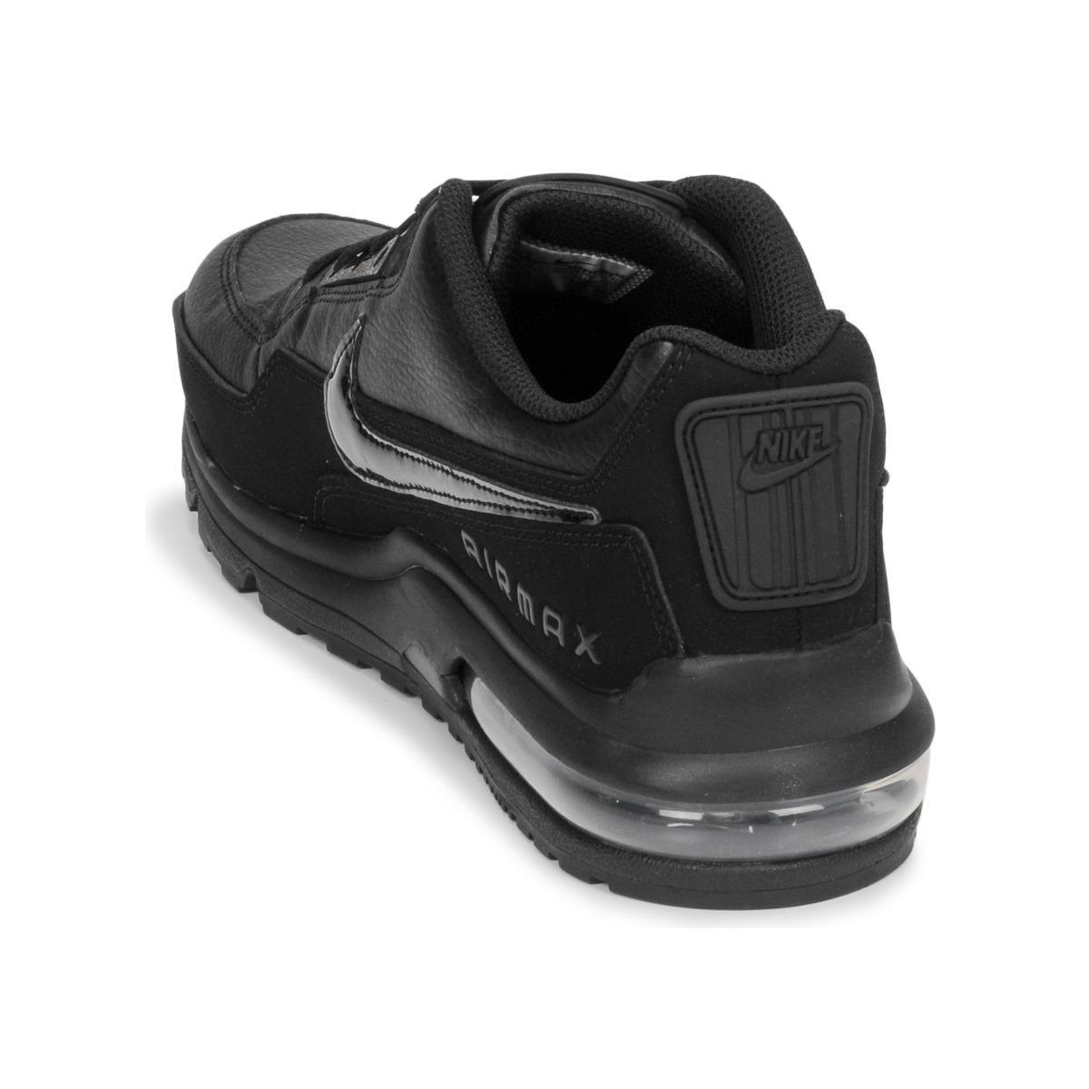 Nike Lage Sneakers Air Max Ltd 3 in het Zwart voor heren