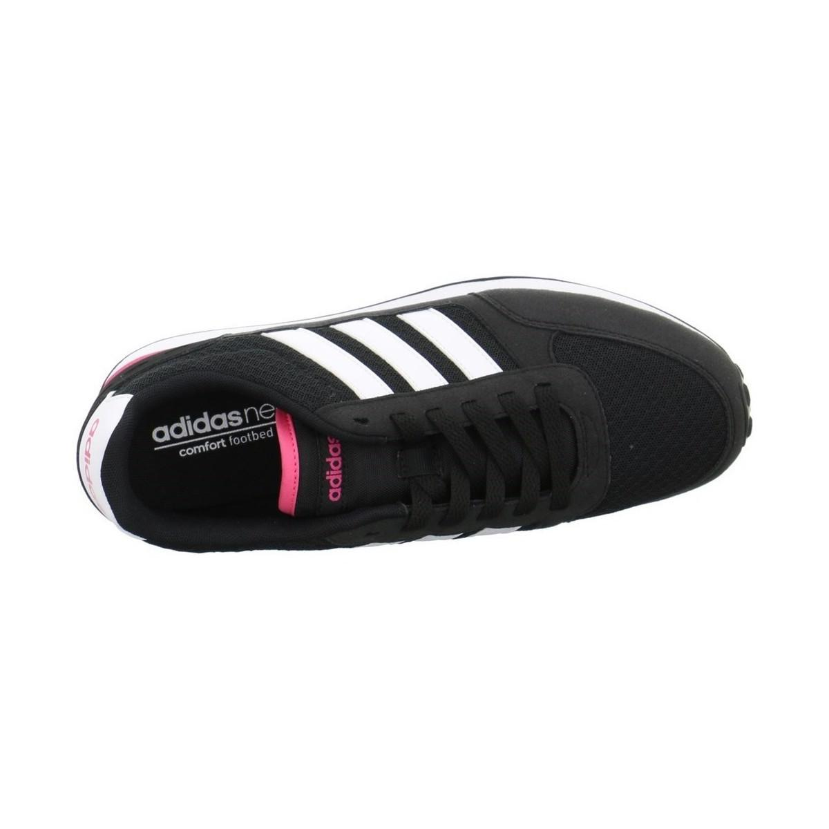 adidas City Racer W Men's Shoes (trainers) In Black for Men